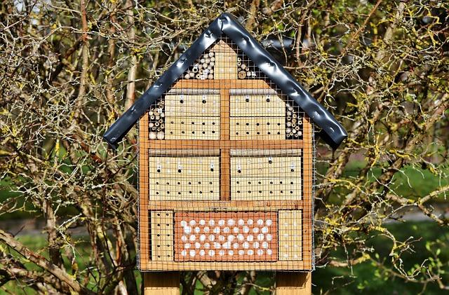 Hotel dla pszczół